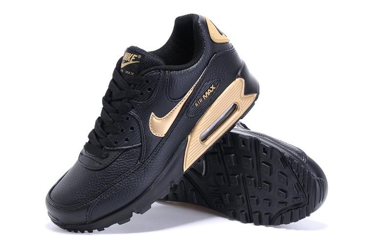 newest b1c1b ac8db Air Et 90 90 90 Noir nike yv0zv Dor Pas Max Cher Nike Chaussure Max tAgZZ7