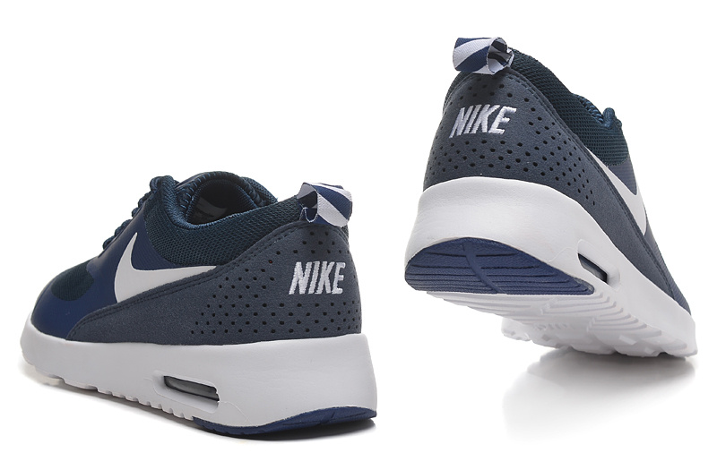 taille 40 d5c95 6d5ee blanche max homme et max nike bleu air thea chaussure nike ...
