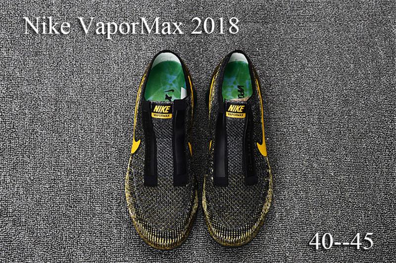 Et Vapormax Vapor X Nike Air Flyknit Noir Max Og Homme 2017 0w7xwX