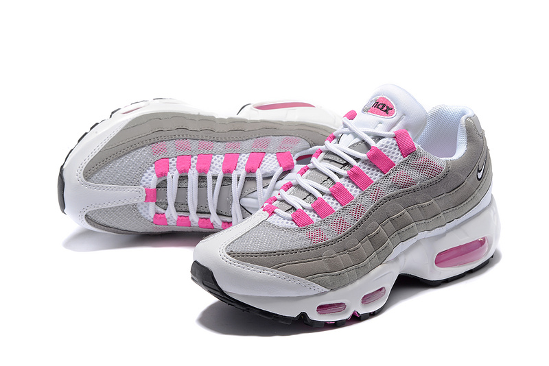 wholesale dealer bb93e 6715a nike pas cher femme,nike air max 95 gris et rose femme Of eyuXM